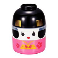 Kokeshi Bento - Maiko ? Omiyage - simply charming things from Japan!