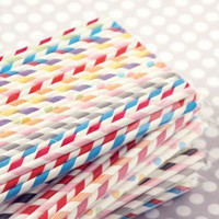 Paper Straw Party Pack - Shop Sweet Lulu