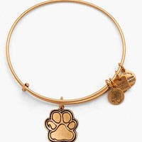 Women's Alex and Ani 'Prints of Love' Expandable Wire Bangle