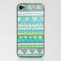 Ocean T iPhone & iPod Skin by Lisa Argyropoulos | Society6