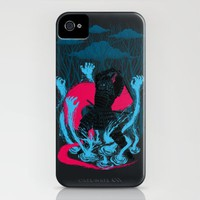 Versus iPhone Case by pigboom el crapo | Society6
