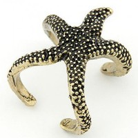 Starfish Vintage Peculiar Modelling Ring@SP45491 $4.73 only in eFexcity.com.