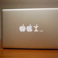 Evolution Macbook Decal