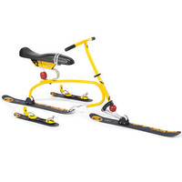 The Snow Cycle - Hammacher Schlemmer