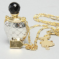 The Alice in Wonderland &quot;Drink Me&quot; Bottle Pendant