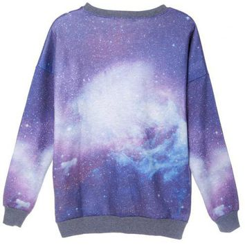 Cosmic Star Jacket Outerwear$62.00
