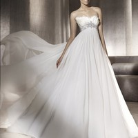 Wedding gown Princesa from Pronovias 2012