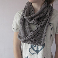 Ravelry: A Grey Loop pattern by Helen G