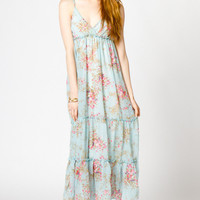 Chiffon Garden Dress | a-thread
