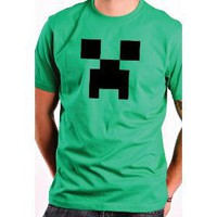 CREEPER from Minecraft T-Shirt YOUTH MEDIUM SHIRT