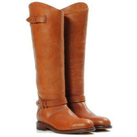 rag & bone ABBEY leather riding boot W2051806-WAL - Polyvore