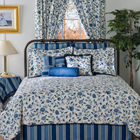 Porcelain Comforter Set | Atlantic Linens