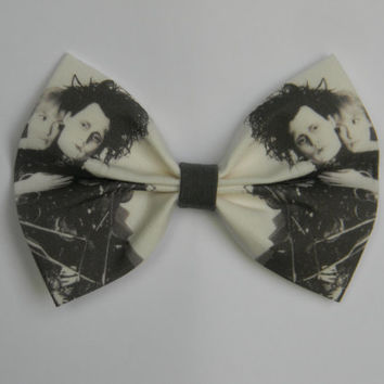 Edward Scissorhands Inspired Hair Bow