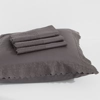Gray Embroidered Bedding - Bedding - Bedroom | Zara Home United States of America