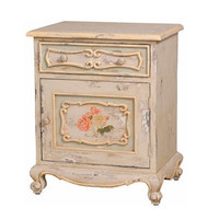 Italian Rose Side Chest - Belle Escape