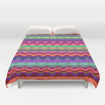 Mix #148 Duvet Cover by Ornaart