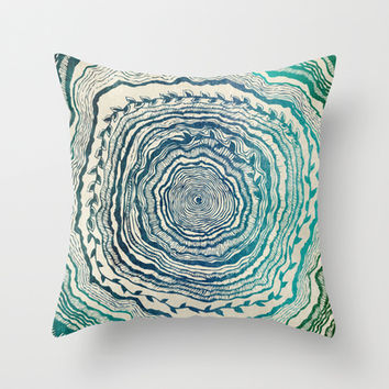 GrowUP Throw Pillow by rskinner1122