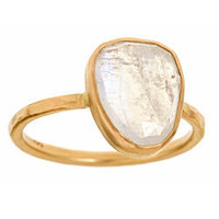 Christine Mighion Moonstone Ring - Max and Chloe