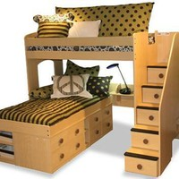 Carrington Stairway Beds