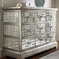 "John-Richard Collection - ""Gatsby"" Mirrored Chest - Horchow"