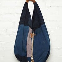 Free People Vintage Denim Hobo