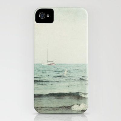 Smooth Sailing iPhone Case by Shilpa | Society6