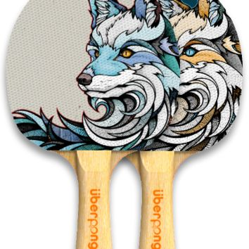 Bambule Ping Pong Paddle by Uberpong