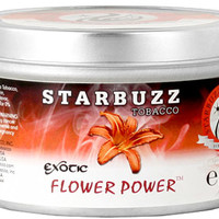 Flower Power Starbuzz Shisha Tobacco at Hookah Company