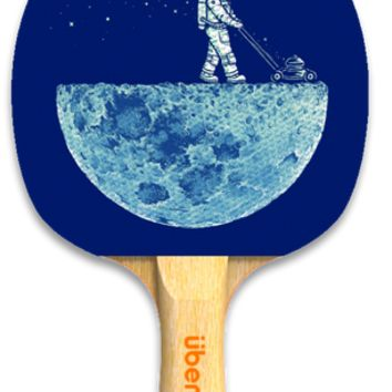 Mown Ping Pong Paddle by Uberpong
