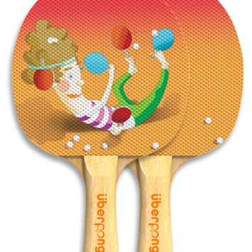 Pongsessed Ping Pong Paddle by Uberpong