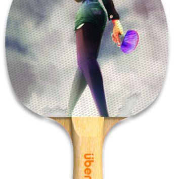 Raging Pong II Ping Pong Paddle by Uberpong