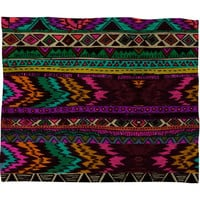 DENY Designs Home Accessories | Kris Tate Hamaca Fleece Throw Blanket