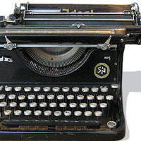 Ideal Typewriter at the FooMart - Polyvore