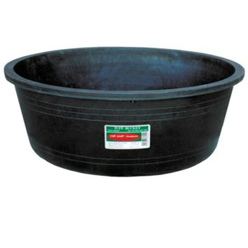 Tuff Stuff Products Heavy Duty Feed Pan, 7 gal.