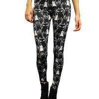 Stacked Cats Leggings