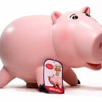 Disney Store Exclusive Toy Story 3 Hamm Large Piggy Bank
