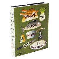 What to Cook and How to Cook It, Non-Fiction Books