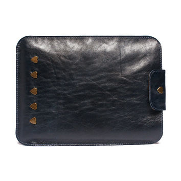 The highest quality unique leather iPad case, iPad Air case, iPad Air sleeve, leather case, leather gift for women, iPad bag
