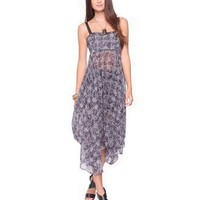 Tie-Dye Chiffon Dress - Dress - 2000016417 - Forever21