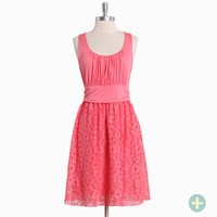 simply charming curvy plus dress in coral - $41.99 : ShopRuche.com, Vintage Inspired Clothing, Affordable Clothes, Eco friendly Fashion
