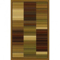 LA Rugs Art Triple Fade Contemporary Rug - 4241-36 0508 - Striped Rugs - Area Rugs by Style - Area Rugs