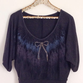 Dream Catcher Feather Top