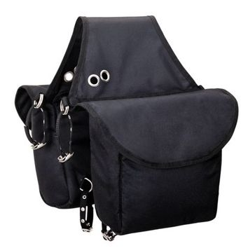 Weaver Leather Insulated Nylon Saddle Bag