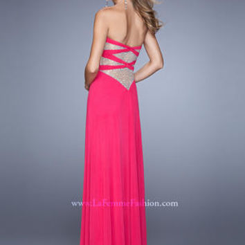 La Femme 21232 La Femme Prom Prom Dresses, Evening Dresses and Homecoming Dresses | McHenry | Crystal Lake IL