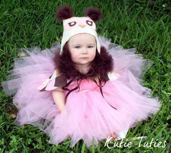 Baby Girl Owl Costumes http://wanelo.com/p/1908704/pink-or-aqua-brown-ivory-owl-tutu-dress-halloween-costume-baby-girl-infant-toddler-12-18-24-2t-3t-4t-5t