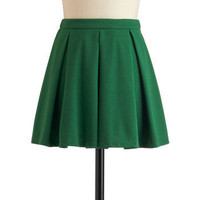 Poetry Open Mic Skirt | Mod Retro Vintage Skirts | ModCloth.com