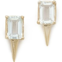 MIRLO Tate Thorn Stud Earrings