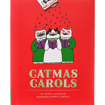 Catmas Carols Song Book - PLASTICLAND