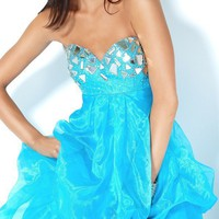 Jovani Fun Party Dress B61678 - $270