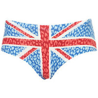 Animal Union Jack Cheeky Pants - Lingerie & Sleepwear  - Apparel